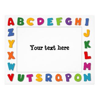 Letters Frames Letterhead