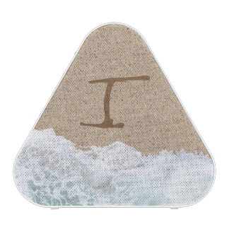 LETTERS IN THE SAND I BLUETOOTH SPEAKER