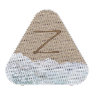LETTERS IN THE SAND Z BLUETOOTH SPEAKER