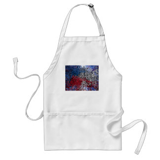 Letters of Revolution Adult Apron