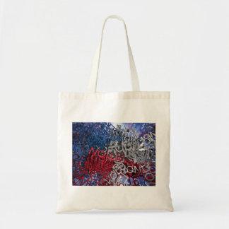Letters of Revolution Tote Bag