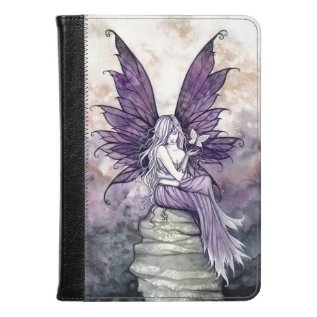 Letting Go Fairy Fantasy Art By Molly Harrison Kindle Case at Zazzle