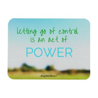 Letting Go Magnet