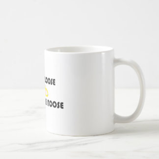 Letting Loose Before The Noose Coffee Mug