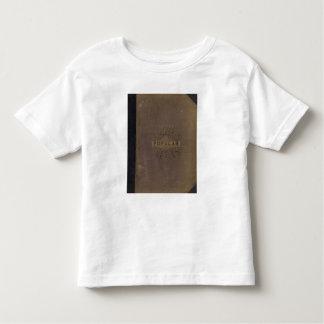 Letts's popular atlas toddler t-shirt