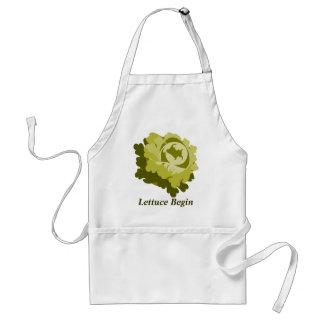Lettuce Apron