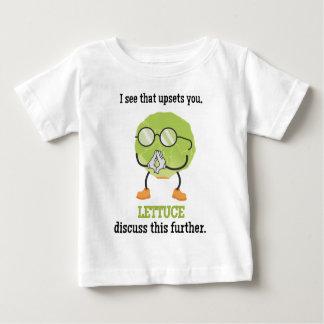 Lettuce Discuss This Tshirts