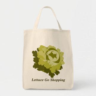 Lettuce Grocery Bag
