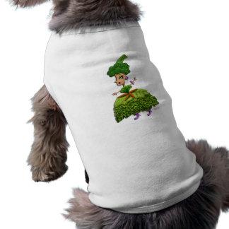 Lettuce Lady Doggie T Shirt