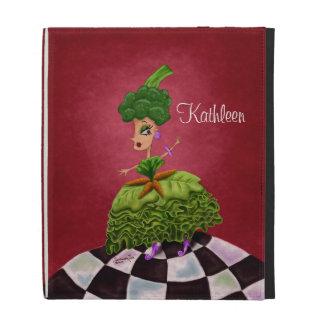 Lettuce Lady iPad Case