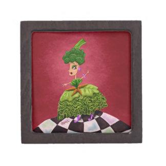 Lettuce Lady Premium Jewelry Box