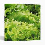 Lettuce Leaves Binder