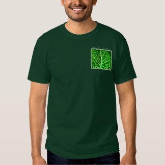 LETTUCE LIVE GREEN TEE SHIRT