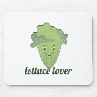 Lettuce Lover Mousepad