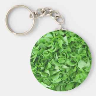 lettuce lovers keychain