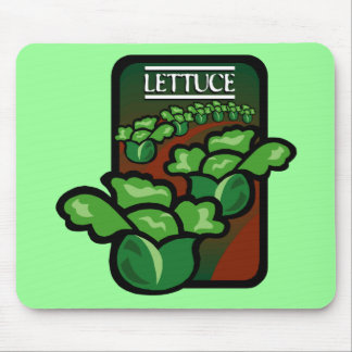 Lettuce Mousepads