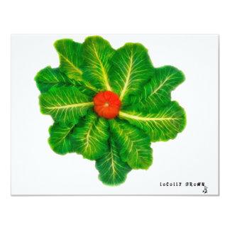 Lettuce pray card