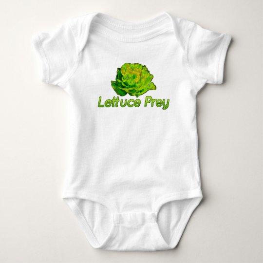 Lettuce Prey Baby Bodysuit