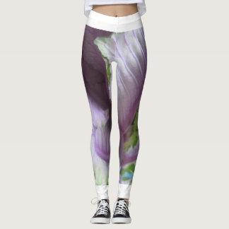 Lettuce Print Leggings