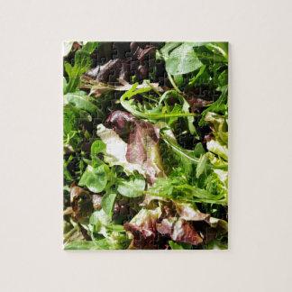 Lettuce Jigsaw Puzzle