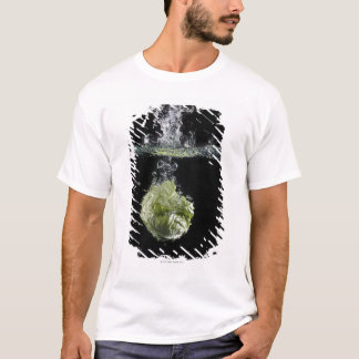 Lettuce splashing in water T-Shirt