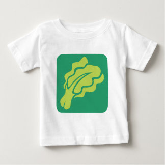 Lettuce Vegetable Icon Baby T-Shirt