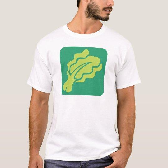 Lettuce Vegetable Icon T-Shirt