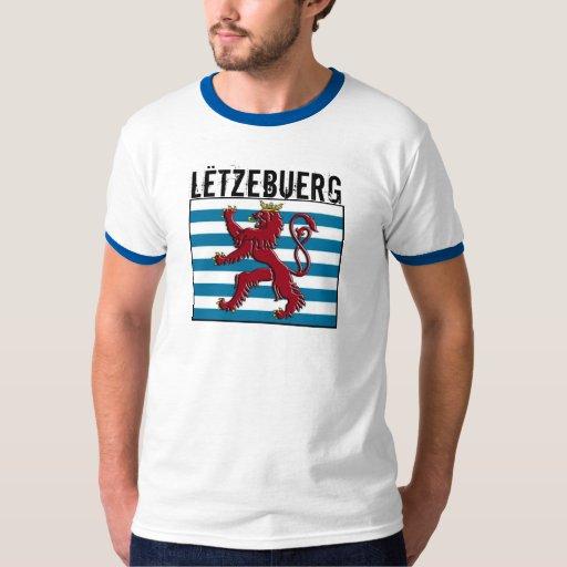 Letzebuerg Camisas
