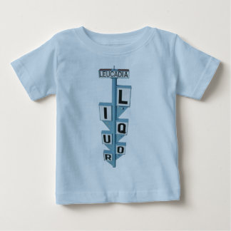 LEUCADIA LIQUOR SIGN BABY T-Shirt