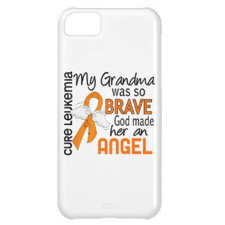 Leucemia de la abuela del ángel 2 funda para iPhone 5C