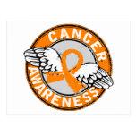 Leucemia de la conciencia 14 tarjetas postales