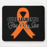 Leucemia de la curación para mi hijo tapetes de ratones