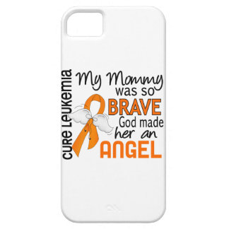 Leucemia de la mamá del ángel 2 iPhone 5 carcasas