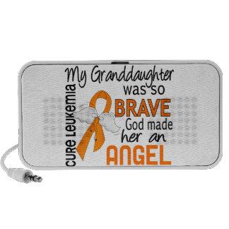 Leucemia de la nieta del ángel 2 mini altavoz