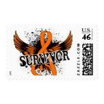 Leucemia del superviviente 16