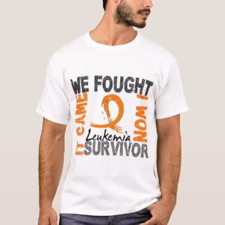 Leucemia del superviviente 5 playera