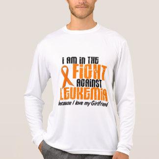 LEUCEMIA en la lucha para mi novia 1 Camiseta