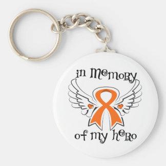 Leucemia en memoria de mi héroe llavero