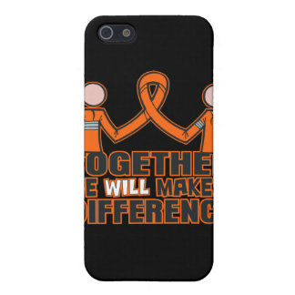 Leucemia junto haremos un Difference.png iPhone 5 Carcasa