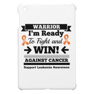 Leucemia lista para luchar y para ganar