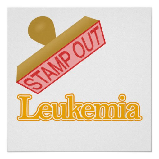 Leucemia Posters