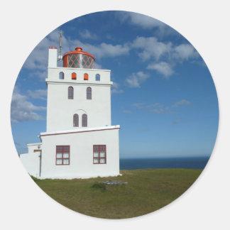 Leuchtturm Classic Round Sticker