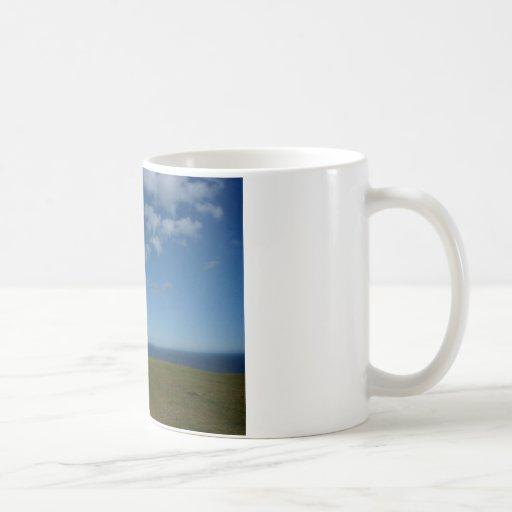Leuchtturm Classic White Coffee Mug