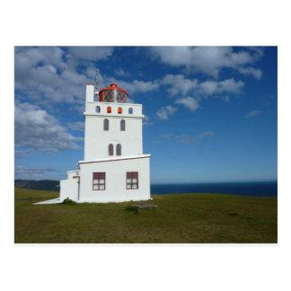 Leuchtturm Tarjeta Postal