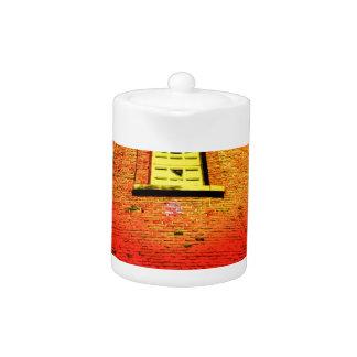 Leuchtturmromantik Lighthouse Teapot