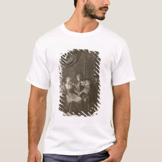 Leucothoe Seduced by Apollo in the Shape of Euryno T-Shirt