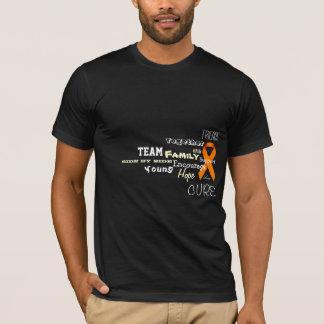 Leukemia and Lymphoma Support Shirt