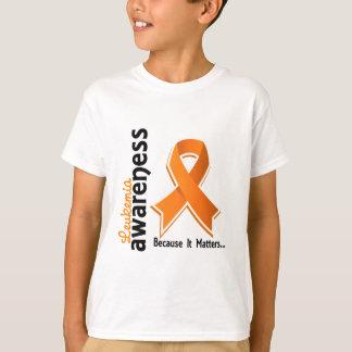 Leukemia Awareness 5 T-Shirt