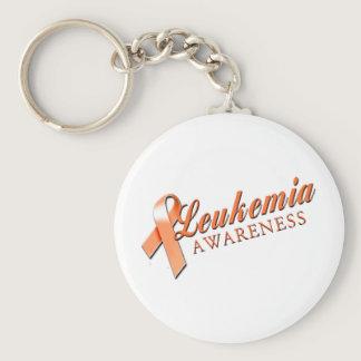 Leukemia Awareness Keychain