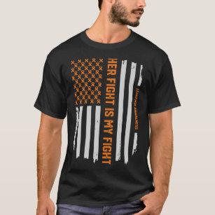 755dd7fb37 Leukemia T-Shirts - T-Shirt Design & Printing | Zazzle